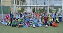 Futbalový turnaj škôlok CCVČ 2016